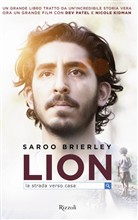 Copertina dell'audiolibro Lion. La strada verso casa di BRIERLEY, Saroo