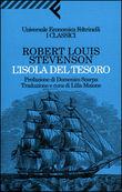 Copertina dell'audiolibro L'isola del tesoro di STEVENSON, Robert Louis