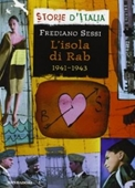 Copertina dell'audiolibro L'isola di Rab di SESSI, Frediano