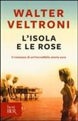 Copertina dell'audiolibro L'isola e le rose (Esperanto) di VELTRONI, Walter