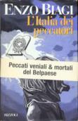 Copertina dell'audiolibro L'Italia dei peccatori di BIAGI, Enzo