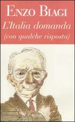 Copertina dell'audiolibro L'Italia domanda (con qualche risposta) di BIAGI, Enzo