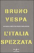 Copertina dell'audiolibro L'Italia spezzata