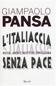 Copertina dell'audiolibro L'Italiaccia senza pace