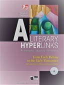Copertina dell'audiolibro Literary hyperlinks – A di THOMSON, Graeme - MAGLIONI, Silvia