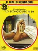 Copertina dell'audiolibro Lo sconosciuto N°89
