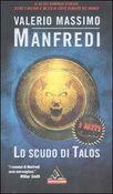 Copertina dell'audiolibro Lo scudo di Talos di MANFREDI, Valerio Massimo