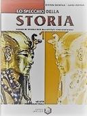 Copertina dell'audiolibro Lo specchio della storia. Vol. 1: Le età preindustriali di GENTILE, Gianni - RONGA, Luigi