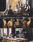 Copertina dell'audiolibro Lo spionaggio italiano nel 1918 di CADEDDU, Lorenzo - GASPARI, Paolo