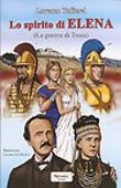 Copertina dell'audiolibro Lo spirito di Elena (La guerra di Troia)