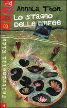 Copertina dell'audiolibro Lo stagno delle ninfee