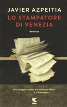 Copertina dell'audiolibro Lo stampatore di Venezia di AZPEITIA, Javier