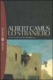 Copertina dell'audiolibro Lo straniero di CAMUS, Albert