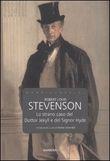 Copertina dell'audiolibro Lo strano caso del dottor Jekyll e del signor Hyde di STEVENSON, Robert Louis