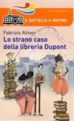 Copertina dell'audiolibro Lo strano caso della libreria Dupont di ALTIERI, Fabrizio