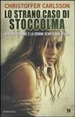 Copertina dell'audiolibro Lo strano caso di Stoccolma