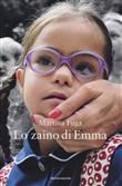 Copertina dell'audiolibro Lo zaino di Emma di FUGA, Martina