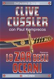 Copertina dell'audiolibro Lo zar degli oceani di CUSSLER, Clive - KEMPRECOS, Paul