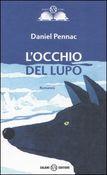 Copertina dell'audiolibro L'occhio del lupo di PENNAC, Daniel