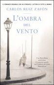 Copertina dell'audiolibro L'ombra del vento di RUIZ ZAFON, Carlos