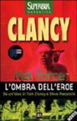 Copertina dell'audiolibro L'ombra dell'eroe di CLANCY, Tom