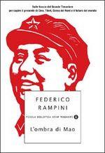 Copertina dell'audiolibro L'ombra di Mao di RAMPINI, Federico