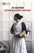 Copertina dell'audiolibro Longbourn House di BAKER, Jo