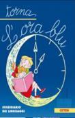Copertina dell'audiolibro L'ora blu 5. Sussidiario dei linguaggi di PIROLA, Gabriella