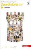 Copertina dell'audiolibro L'ora di storia. Vol. 1: Orientarsi nel mondo medioevale: spazio, tempo, idee di PAOLUCCI, Silvio - SIGNORINI, Giuseppina