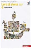 Copertina dell'audiolibro L'ora di storia vol. 2 – Edizione rossa di PAOLUCCI, Silvio - SIGNORINI, Giuseppina