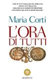 Copertina dell'audiolibro L'ora di tutti di CORTI, Maria