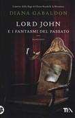 Copertina dell'audiolibro Lord John e i fantasmi del passato di GABALDON, Diana