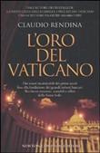 Copertina dell'audiolibro L'oro del Vaticano