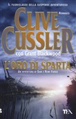 Copertina dell'audiolibro L'oro di Sparta di CUSSLER, Clive con BLACKWOOD, Grant