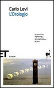 Copertina dell'audiolibro L'orologio di LEVI, Carlo