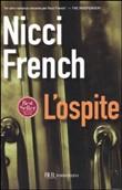 Copertina dell'audiolibro L'ospite di FRENCH, Nicci