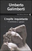 Copertina dell'audiolibro L'ospite inquietante di GALIMBERTI, Umberto