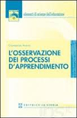 Copertina dell'audiolibro L'osservazione dei processi d'apprendimento di AMENTA, Giombattista