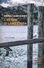 Copertina dell'audiolibro L'ottico di Lampedusa