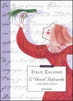 Copertina dell'audiolibro L'uccel Belverde di CALVINO, Italo