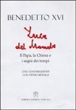 Copertina dell'audiolibro Luce del mondo di BENEDETTO XVI (Joseph Ratzinger)
