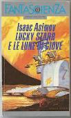 Copertina dell'audiolibro Lucky Starr e le lune di Giove
