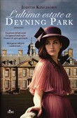 Copertina dell'audiolibro L'ultima estate a Deyning Park di KINGHORN, Judith