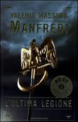 Copertina dell'audiolibro L'ultima legione di MANFREDI, Valerio Massimo