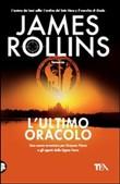 Copertina dell'audiolibro L'ultimo oracolo di ROLLINS, James