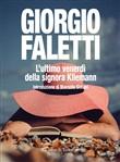 Copertina dell'audiolibro L'ultimo venerdì della signora Kliemann di FALETTI, Giorgio
