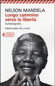 Copertina dell'audiolibro Lungo cammino verso la libertà di MANDELA, Nelson