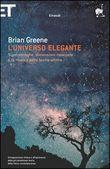 Copertina dell'audiolibro L'universo elegante di GREENE, Brian