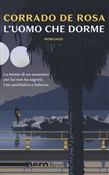Copertina dell'audiolibro L'uomo che dorme di DE ROSA, Corrado