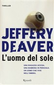 Copertina dell'audiolibro L'uomo del sole di DEAVER, Jeffery